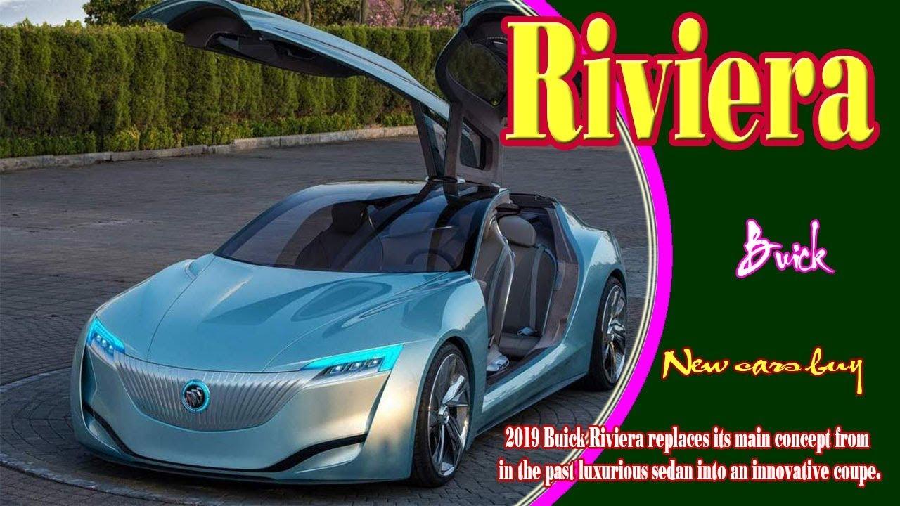 2019 Buick Riviera | 2019 Buick Riviera concept | 2019 ...