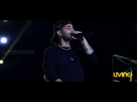 Tacos Altos - Arcangel (En Vivo) Living Flow