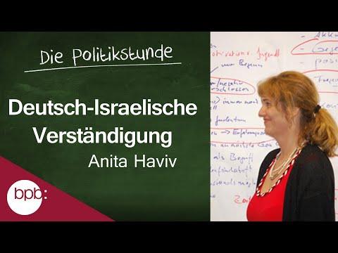 22. Politikstunde: Deutsch-israelische Verständigung: Im Dialog Der Generationen