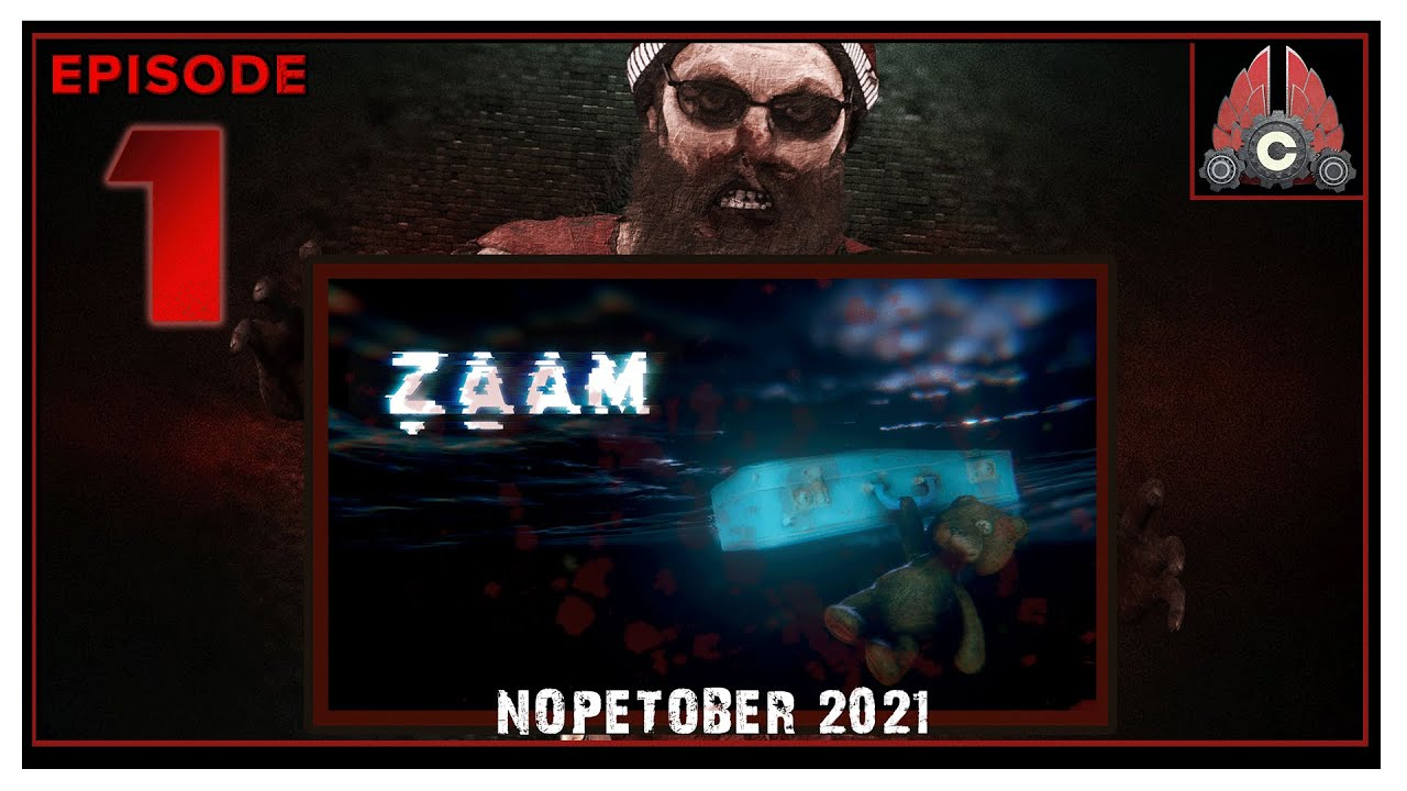 CohhCarnage Plays ZAAM - Episode 1