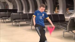 "Mini Messi, ""When in London"""