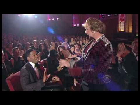 "La Cage Aux Folles - 2010 Tony Awards - Matthew Morrison ""cameo"""