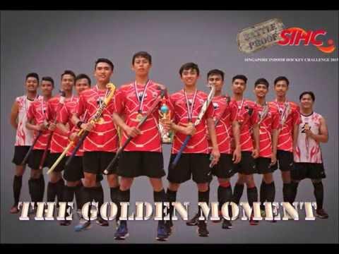 UNJ Hockey - Singapore Indoor Hockey Challenge 2015