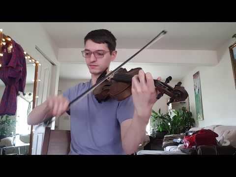 The King's Medley - Cape Breton Fiddle tunes