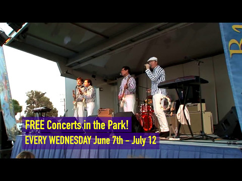Summer Concert Series in Buena Park