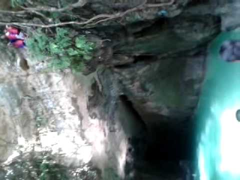 Green Canyon Pangandaran Ciamis  Jawa Barat ( citumang )