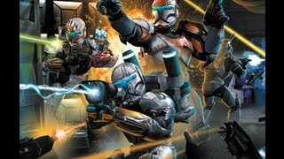 SW: Republic Commando, Geonosis, part 1