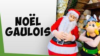 Gambar cover Vivez un Noël Gaulois en 2019  ! | Parc Astérix