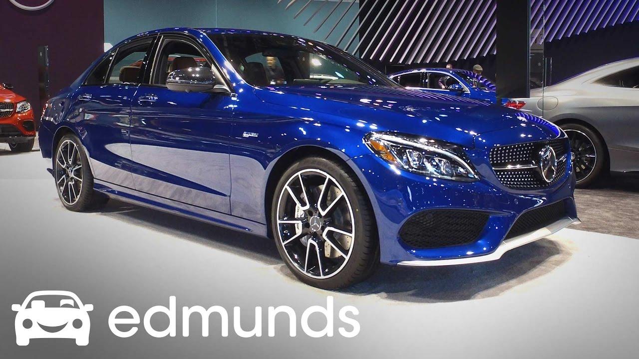 2017 Mercedes Benz C Class Review Features Rundown Edmunds