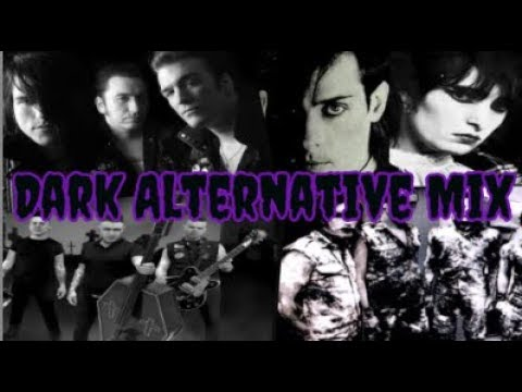 Dark Alternative Mix | Goth, Industrial, Dark Wave, Horror Punk