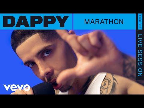 Смотреть клип Dappy - Marathon