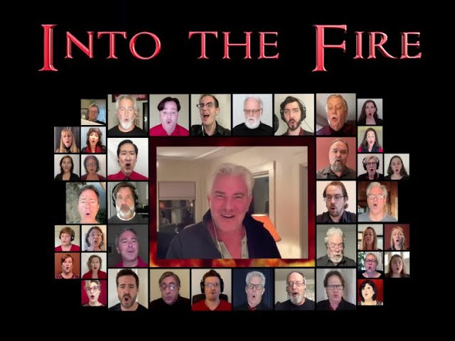 VIDEO: Douglas Stills Sings 'Into the Fire' with Valley Villagers Virtual Choir