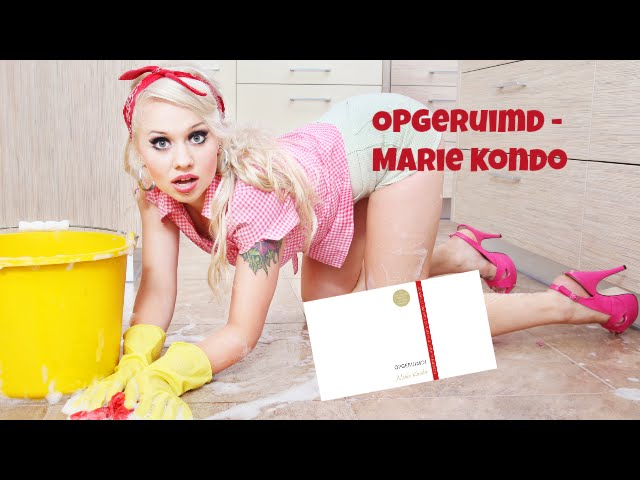 Opgeruimd Marie Kondo