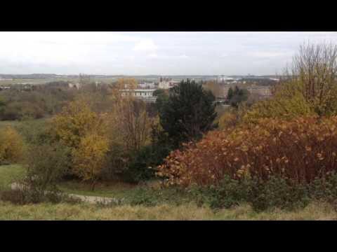 La Courneuve Park Paris France