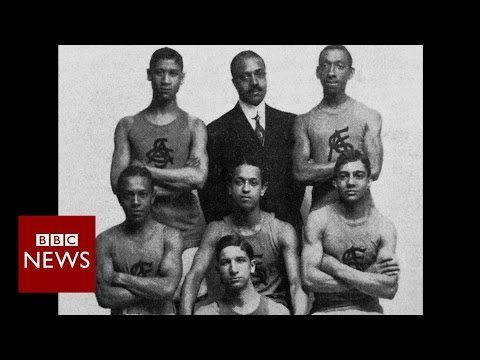 How Basketball Brought Black People To The Game - BBC News