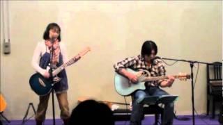 2011.3.19 歌姫たちのアコースティックライブ VOL.2より ボーカル「わに...