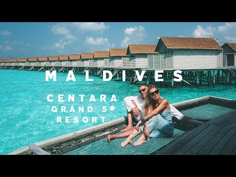 ЭКСКУРСИЯ НА ОСТРОВ CENTARA GRAND ISLAND MALDIVES ИЗ МААФУШИ