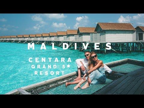 ЭКСКУРСИЯ НА ОСТРОВ CENTARA GRAND ISLAND MALDIVES ИЗ МААФУШИ | БЮДЖЕТНЫЕ МАЛЬДИВЫ MAAFUSHI