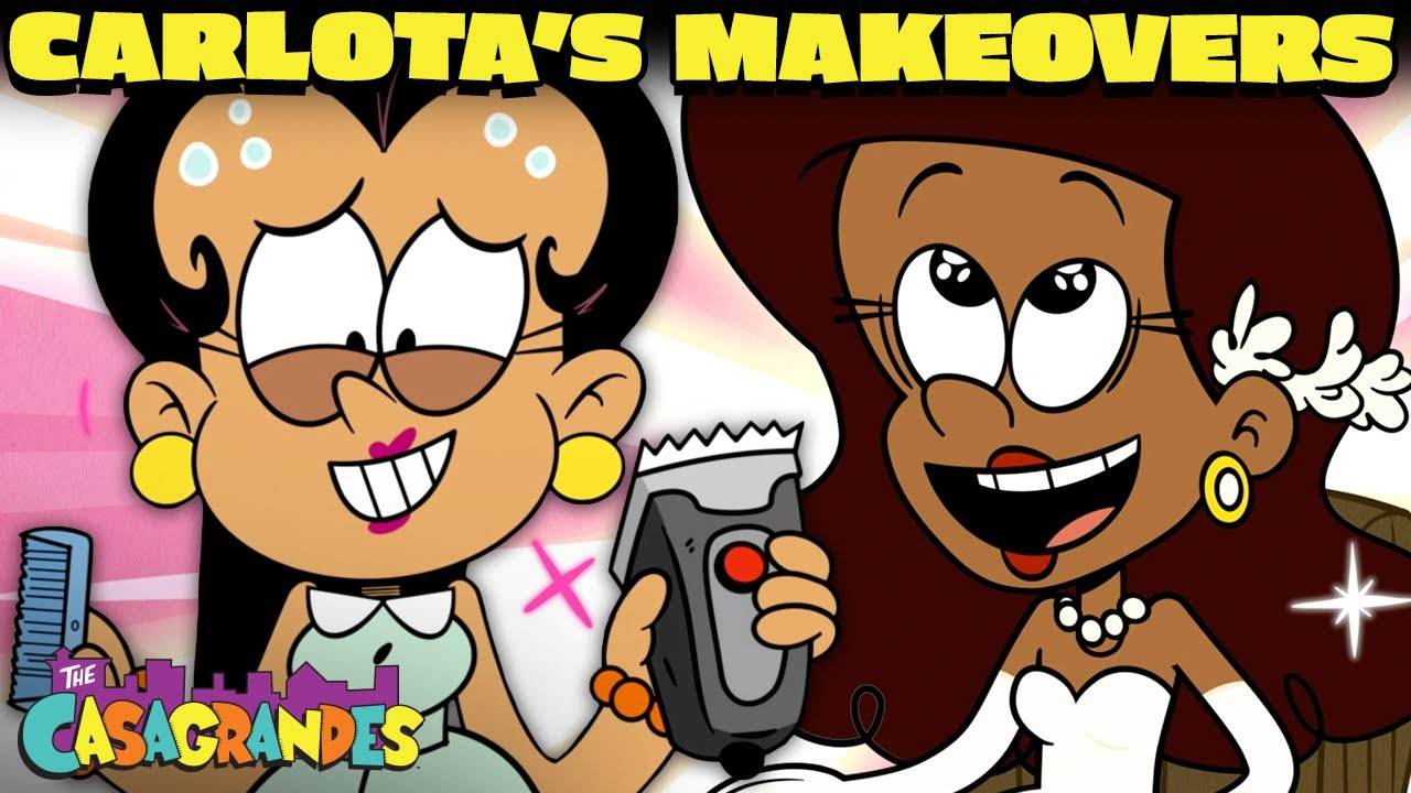 Download Every Carlota Fashion Makeover! | The Casagrandes
