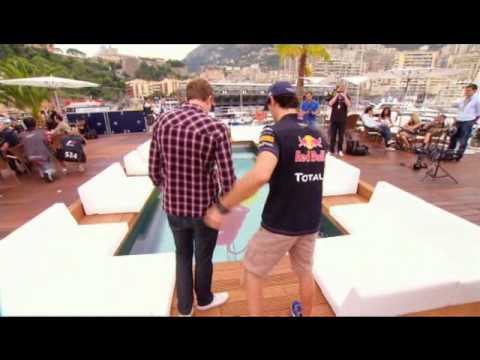 BBC F1 2011 Mark Webber Interview