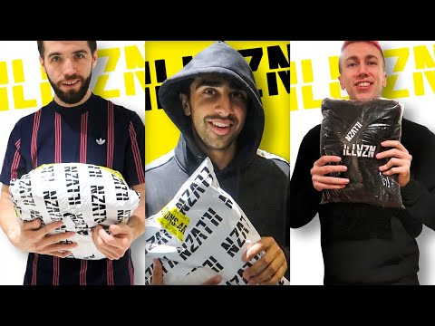 SIDEMEN REACT TO MY NEW CLOTHING LINE!!!!