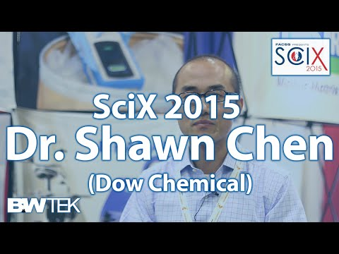 SciX 2015 - Interview with Dr. Shawn Chen - The Dow Chemical Company