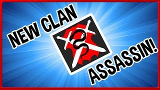 NEW ASSASSIN CLAN!! | Assassin! | (Roblox)