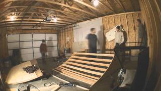 Ramp Building In 3 Minutes Time Lapse Hd Video