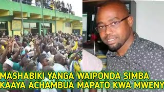 Omary Kaaya wa Yanga Achambu Utaratibu wa Timu Mwenyeji Kuchukua Mapato Yote