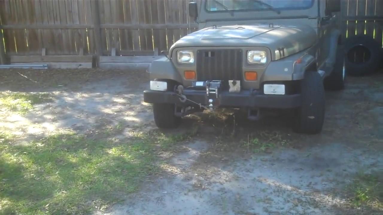 1989 jeep wrangler icm failure [ 1280 x 720 Pixel ]