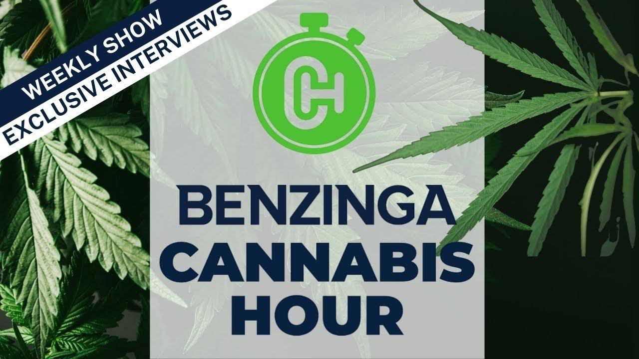 Benzinga Cannabis Hour | Psychedelics ft. Entheon Biomedical & MagicMed | Benzinga Stock Market Live