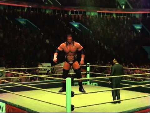 Orton vs HHH Promo (SvR)
