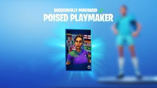 The Soccer Skins OFFICIAL RETURN in Fortnite...