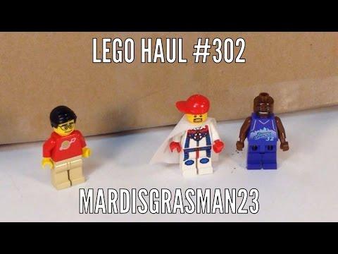LEGO HAUL #302  Trade with Mardigrasman23 - Vintage!