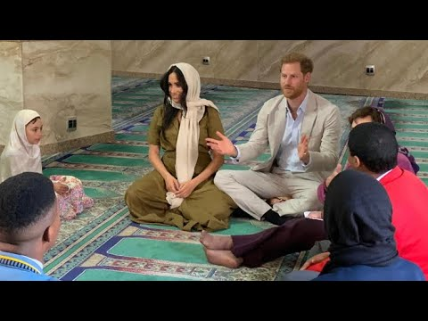 Prince Harry & Duchess Meghan Royal Tour South Africa Day 2! ALL MOMENTS 2019