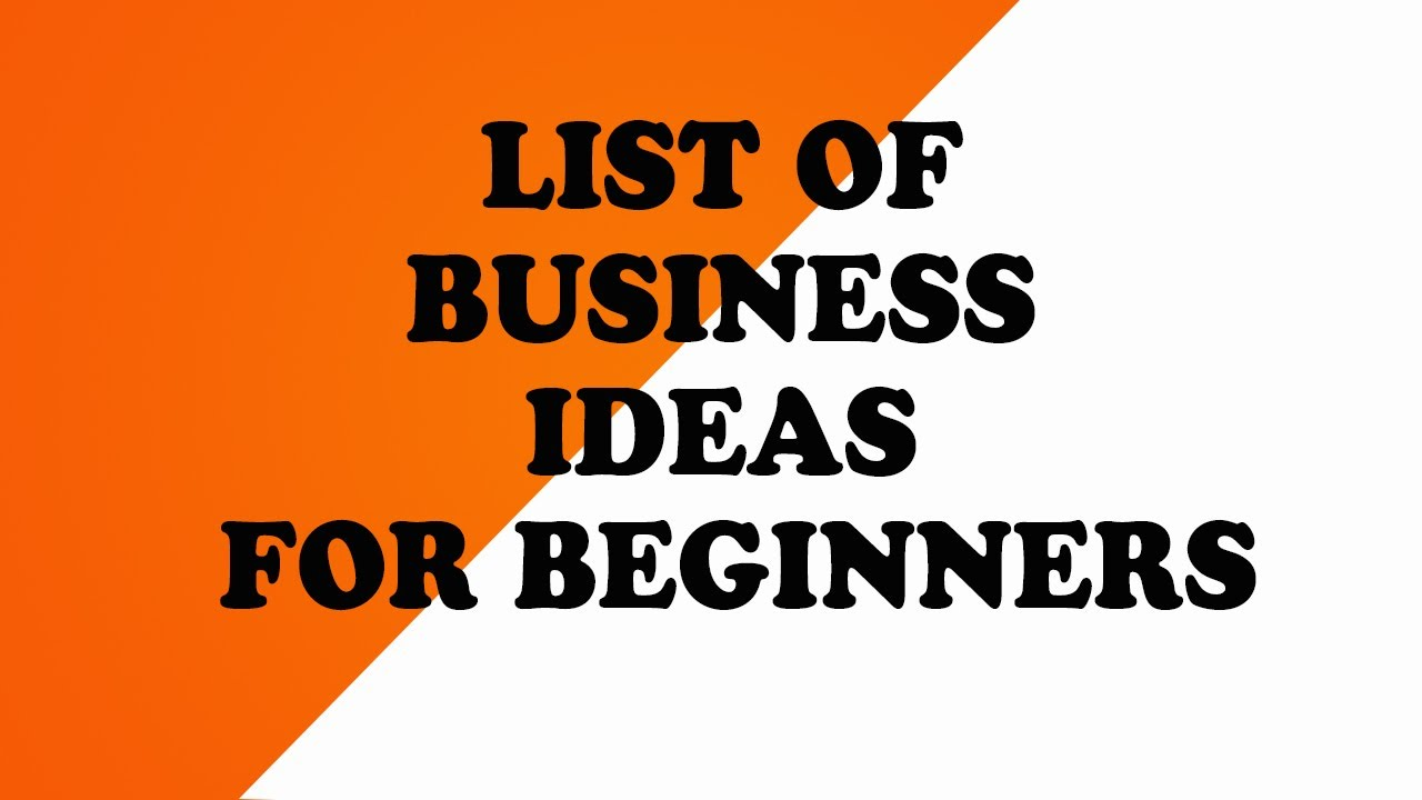50 Business Ideas for Creative Entrepreneurs