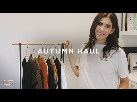 HIGH STREET AUTUMN STYLE HAUL | Lily Pebbles