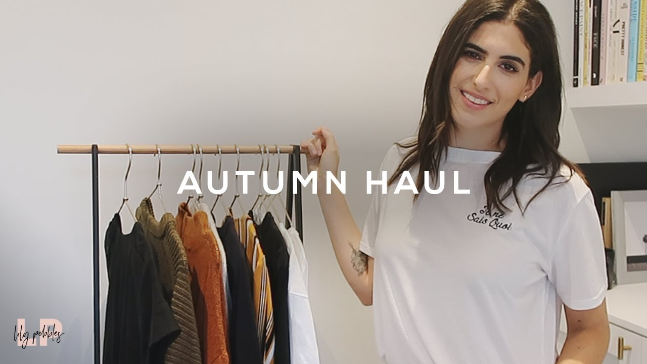 HIGH STREET AUTUMN STYLE HAUL | Lily Pebbles 3