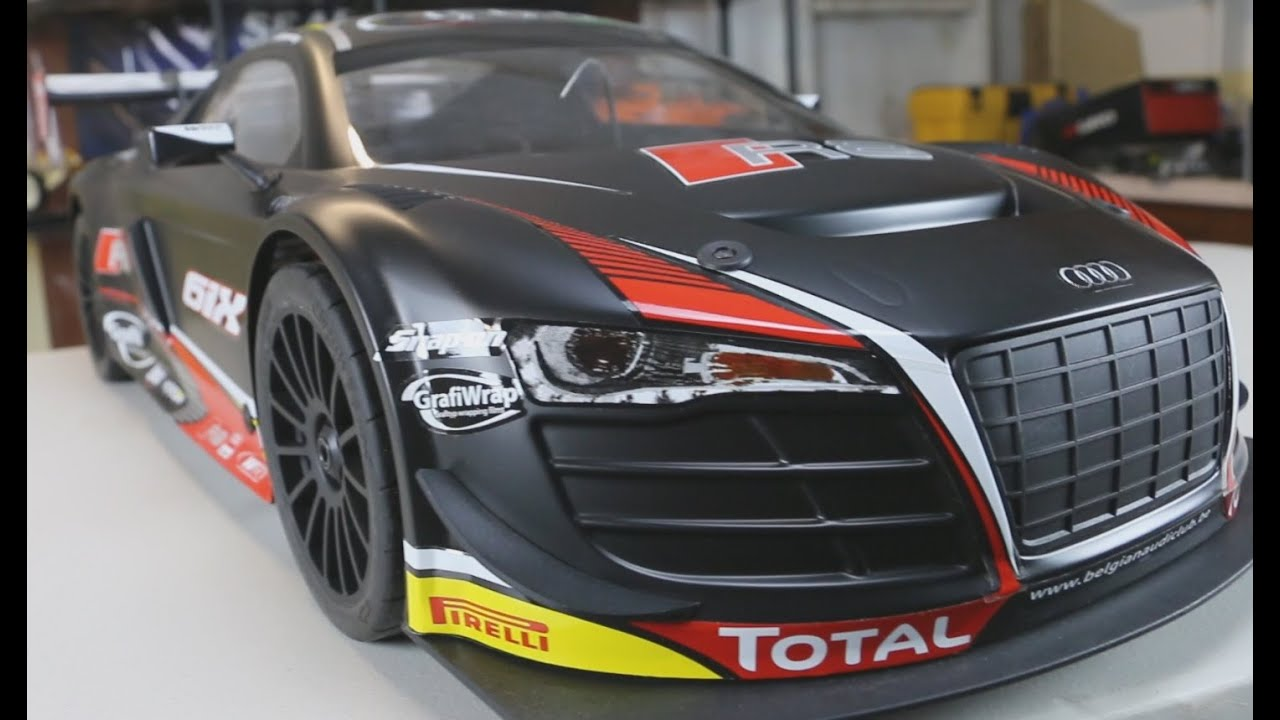 rc supercars losi audi r8 lms traxxas xo 1 youtube. Black Bedroom Furniture Sets. Home Design Ideas