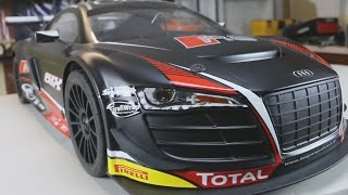 RC Supercars - Losi Audi R8 LMS & Traxxas XO-1