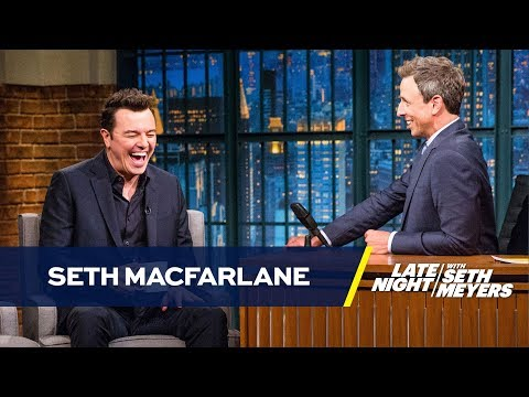 Download Youtube: Seth Meyers Explains to Seth MacFarlane Why People Resent Him