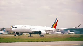 Our Newest Pride: The Airbus A350
