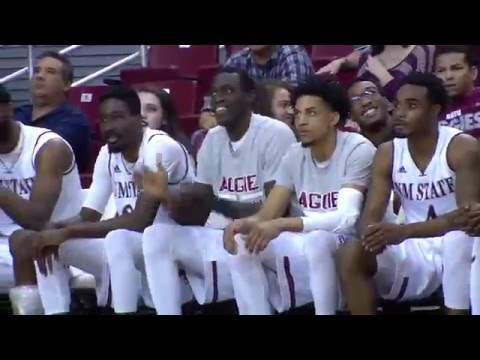 NMSU Basketball Highlights