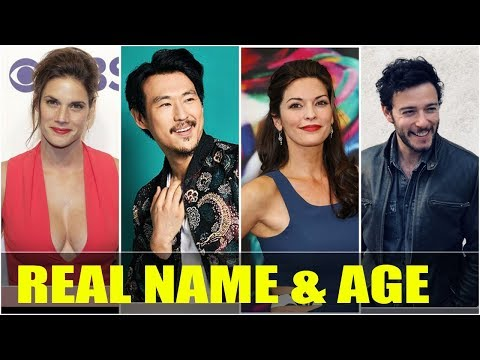 FBI - Real Name And Age Of FBI Cast
