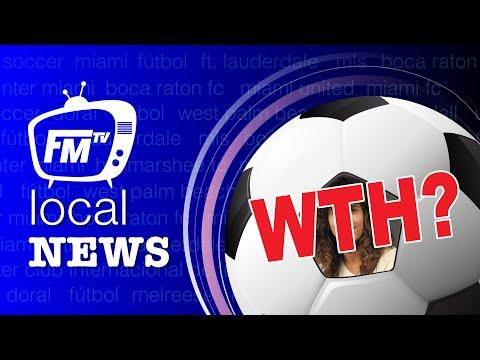 Kurt Schmid, Miami United/Penarol, Miami FC Academy - Local News 1-8-2019
