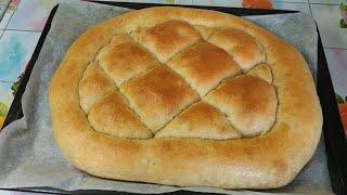 ХЛЕБ больше не покупаю Рецепт Домашнего Хлеба в духовке Хлеб с цельнозерновой мукой Тесто на хлеб