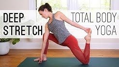 Total Body Yoga - Deep Stretch | Yoga With Adriene