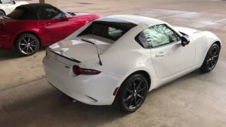 The 2017 MX-5 RF is the Miata you didn't know you wanted!