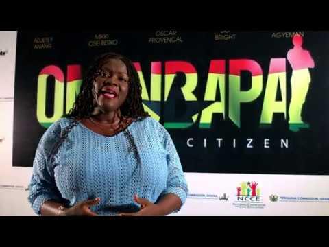 Kathleen Addy  @ The Premiere of OMANBAPA 1