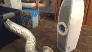 Homemade Litter Box With Air Purifier